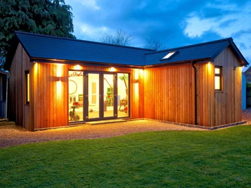 Home my eco space garden offices gyms and studios