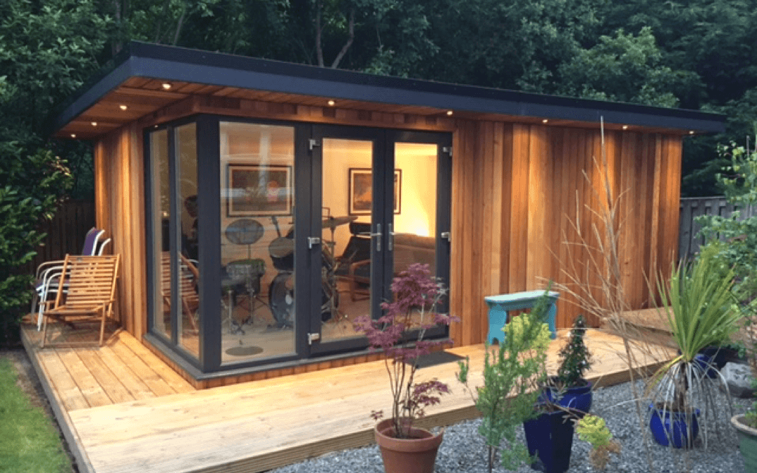 Why Should You Buy A Garden Office?