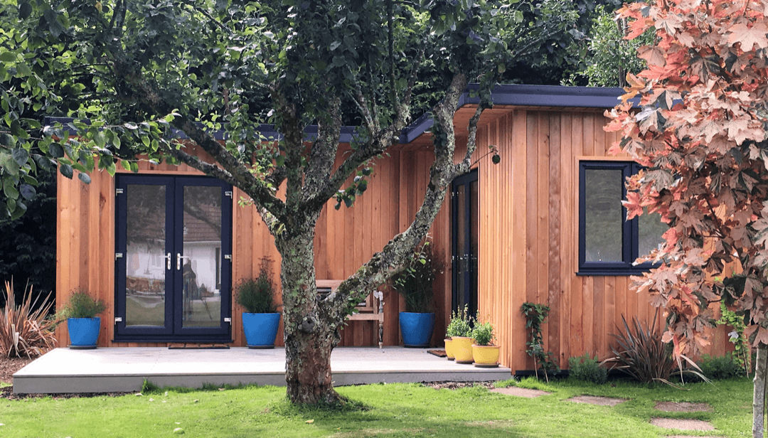 The Benefits of Building a Corner Garden Room