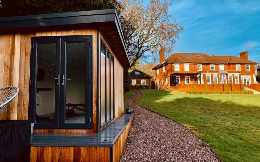 What's the Difference Between a Shed and a Summerhouse?