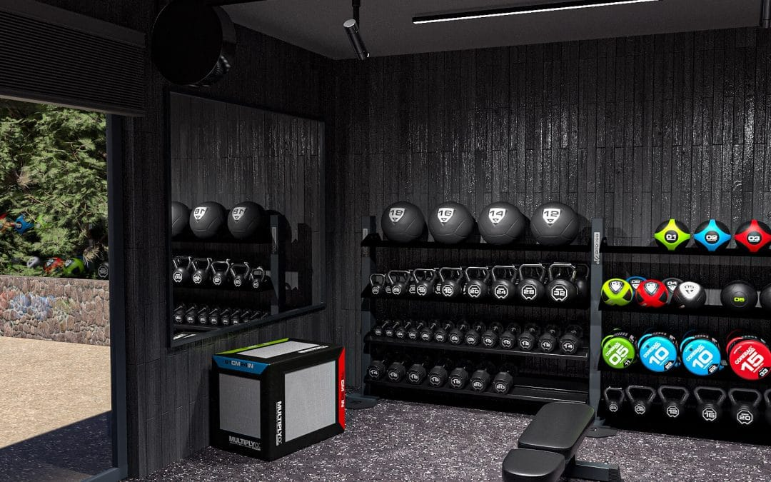 Lockdown and the Growth of Home Garden Gyms